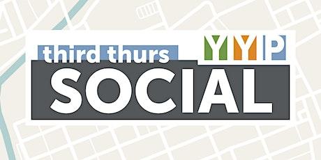 YYP Third Thursday Social - M.elene.vintage tickets