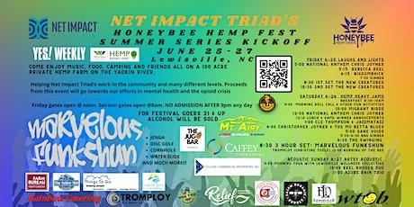 Net Impact Triad's Honeybee Hemp Fest 2021 tickets