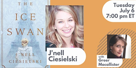 Book launch with J'nell Ciesielski for THE ICE SWAN tickets