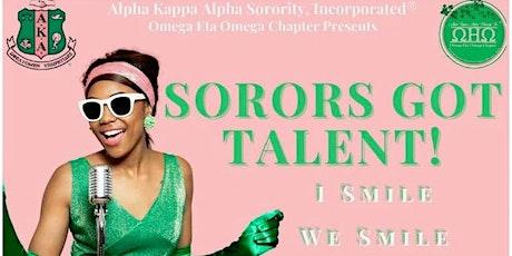 Sorors Got Talent: Single Night Ticket – Night 2 tickets