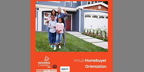 Housing Channel/BBVA Virtual Homebuyer Class - Considering Homeownership tickets