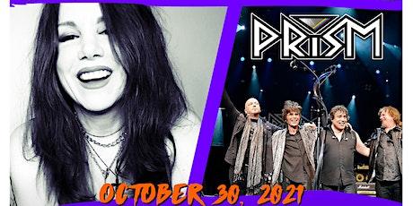 Halloween Howler - Lee Aaron & Prism tickets