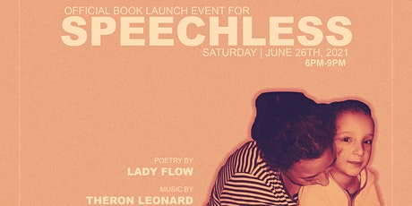 Speechless Official Book Launch tickets