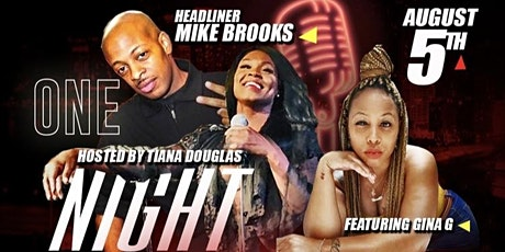 One Night Stand Comedy Show *SPECIAL EVENT!!!* tickets