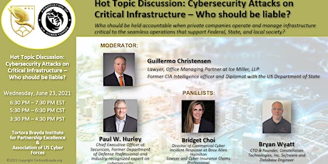 Cybersecurity Attacks on Critical Infrastructure – Who should be liable? biglietti