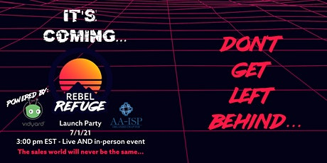 Refuge Launch Party tickets