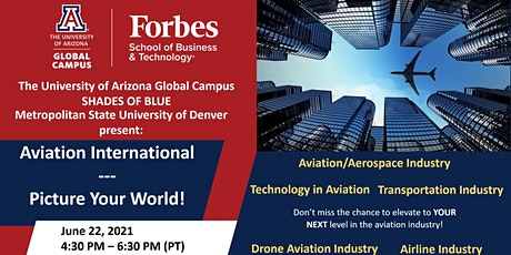 1.Aviation International - Picture Your World! tickets