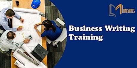 Business Writing 1 Day Training in Zurich billets