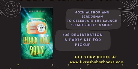 """Black Hole Radio"" Book Launch tickets"
