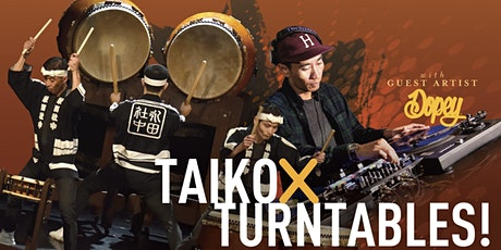 "Nagata Shachu - ""Taiko X Turntables""  (Bonus Concert) tickets"