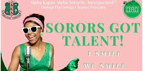 Sorors Got Talent:  Two-Night Package tickets
