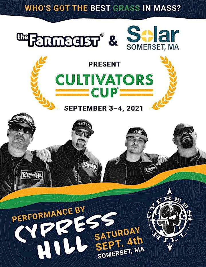 theFarmacist® and SolarTherapeutics Present: Cultivators Cup (21+ event) image