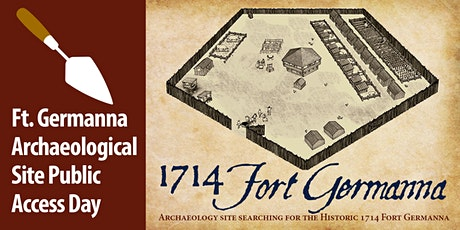 Fort Germanna Archaeology Public Access Day tickets