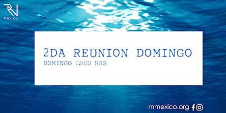 2da Reunión Domingo 20.06.21 boletos
