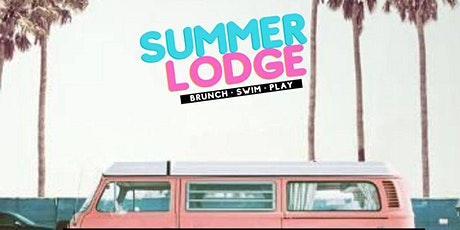 Summer Lodge Day Club: Brunch & Pool Party Sunday day @ Skybar tickets
