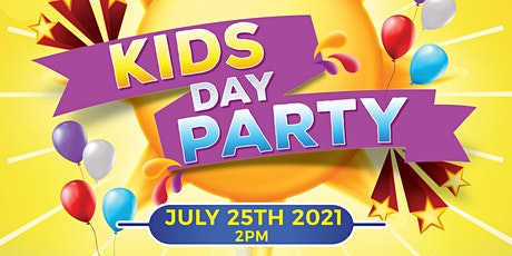 Summer Close Out Kids Day Party tickets