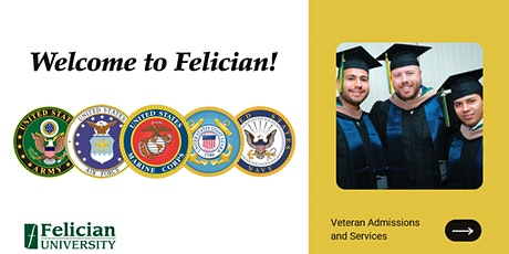 Military and Veteran Information Session tickets