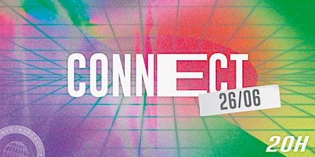 CONNECT - PRESENCIAL 26/06/2021 ingressos