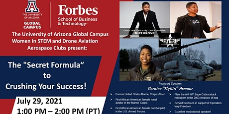 3.The Secret Formula to Crushing Your Success! - A Masterclass tickets