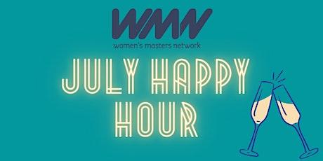 WMN Happy Hour tickets