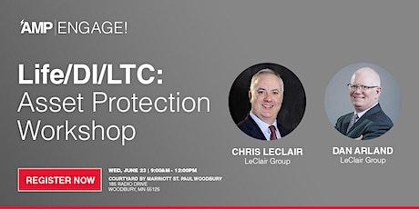 Life/DI/LTC–Asset Protection Workshop tickets