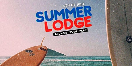 Summer Lodge Day Club: 4th of July Brunch & Pool Party @ Skybar tickets