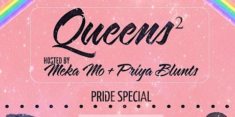 Queens² Comedy - Pride Special tickets