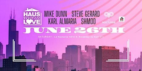A Day Party w The Chosen Fews Mike Dunn, Steve Gerard, Karl Almaria, Shmoo tickets