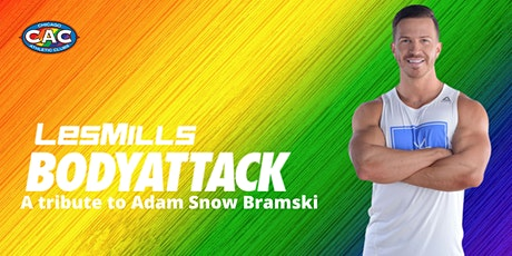 BODYATTACK, a workout tribute to the life of Adam Bramski tickets