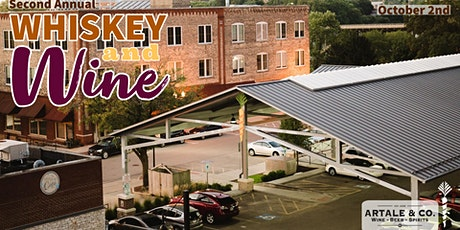 2nd Annual Whiskey and Wine at  the Market tickets