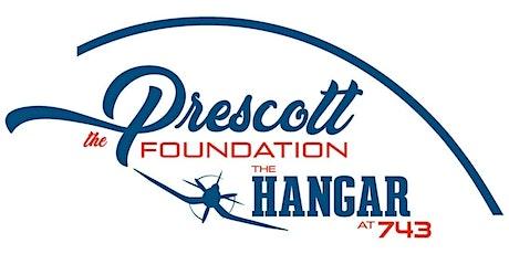 Prescott Foundation's 1st Annual Wings & Wheels, & 'Nite on the Tarmac' tickets