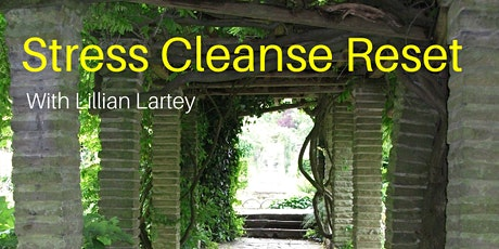 Stress Cleanse Reset - 3 Month Programme tickets