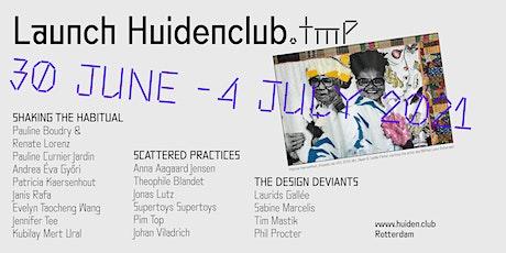 Huidenclub Launch tickets