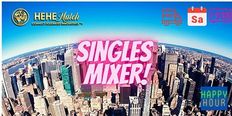 Complimentary Singles Mixer - (Featuring Relaxation & Networking) - 3/7 tickets