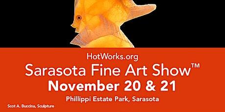 5th Sarasota Fine Art Show tickets