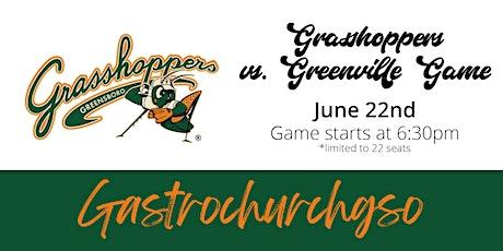 Grasshopper Gastrochurch Community Night Out tickets