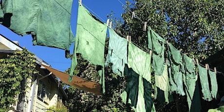 Fresh Leaf Indigo Dye Workshop (in ENGLISH) tickets