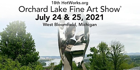 18th Orchard Lake Fine Art Show tickets