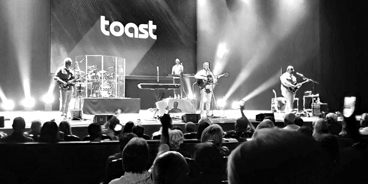 TOAST - The Ultimate BREAD Experience w/ VISION (A Tribute to Classic Rock) image