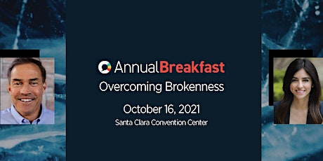 Connect Silicon Valley Annual Breakfast 2021 |  Jeff Kemp & Ana Gonzalez tickets