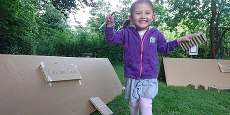 Tuesday Nature Tots  - outdoor parent /child group for under 5. tickets