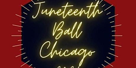 Juneteenth Ball Chicago 2021 tickets
