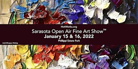 6th Sarasota Fine Art Show tickets