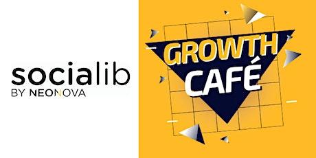Growth café :  Maitrisez l'art oratoire billets