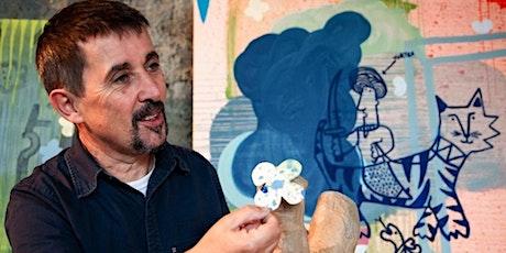 Artist Talk with Martin Finnin tickets