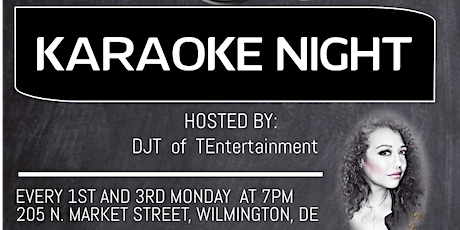 Karaoke Night at ArtzScape With DJT of TEntertainment tickets