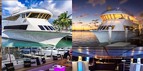 BOAT CRUISE PARTY IN MIAMI - BOAT PARTY WITH OPEN BAR tickets