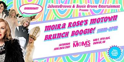 Moira Rose's Motown Brunch Boogie