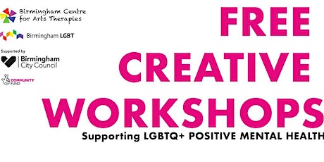 LGBTQ+ Creative Arts and Mindfulness Group tickets