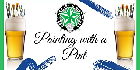 Painting with a Pint @ Brew Republic Bierwerks tickets